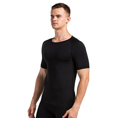 Male Fitness Compression T-shirt