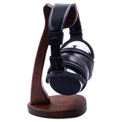 Indonesian Imported Solid Wood Headphones Stand