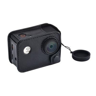 AMKOV AMK - SJ Camera Leather Case Kit