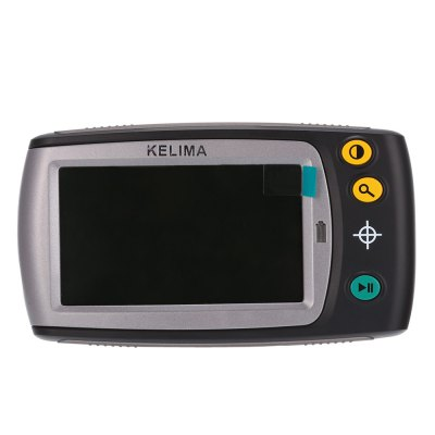 KELIMA 4.3 inch 25x Portable Video Magnifier Reading Aid