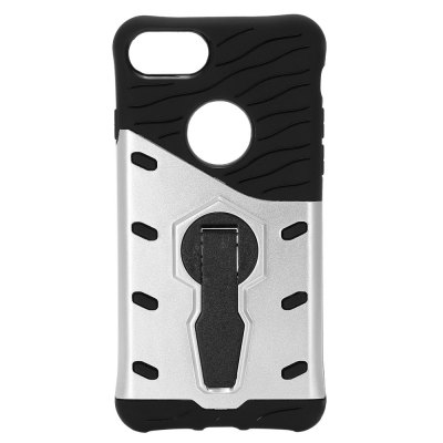 Luanke Silicone Protective Back Cover Case for iPhone 7