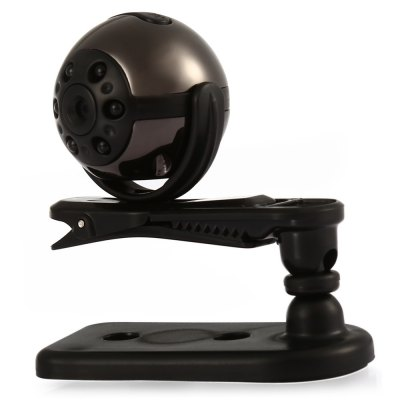 SQ9 Portable Car DVR 1080P Full HD Sport DV CameraCar DVR<br>SQ9 Portable Car DVR 1080P Full HD Sport DV Camera<br><br>Type: Full HD Dashcam<br>Max External Card Supported: TF 32G (not included)<br>Battery Type: Built-in<br>Battery Capacity (mAh?: 200mAh<br>Working Time: 100 minutes<br>LED Qty. : 6<br>Decode Format: MJPEG<br>Video format: AVI<br>Video Resolution: 1080P (1920 x 1080),720P (1280 x 720)<br>Video Frame Rate: 1080P ( 15fps ), 720P ( 30fps )<br>Image Format : JPG<br>Audio System: Monophony<br>Motion Detection: Yes<br>Night vision : Yes<br>Auto-Power On : Yes<br>Interface Type: Mini USB,TF Card Slot<br>Product weight: 0.068 kg<br>Package weight: 0.102 kg<br>Package size (L x W x H): 9.50 x 9.50 x 3.40 cm / 3.74 x 3.74 x 1.34 inches<br>Package Contents: 1 x Car DVR, 1 x Cable, 1 x Bracket, 1 x Clip, 1 x English and Chinese User Manual
