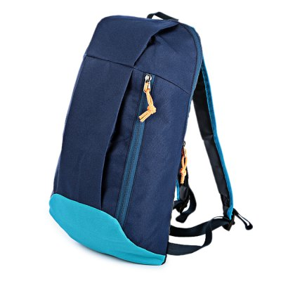 Water-resistant Nylon 10L Ultra-light Leisure BackpackBackpacks<br>Water-resistant Nylon 10L Ultra-light Leisure Backpack<br><br>Bag Capacity: 10L<br>Capacity: 1 - 10L<br>Color: Azure,Black,Purplish Blue<br>Features: Ultra Light, Laptop Bag, Water Resistance<br>For: Traveling, Sports, Hiking, Cycling, Casual<br>Material: Nylon<br>Package Contents: 1 x Backpack<br>Package size (L x W x H): 39.00 x 24.00 x 1.00 cm / 15.35 x 9.45 x 0.39 inches<br>Package weight: 0.1740 kg<br>Product size (L x W x H): 23.00 x 14.00 x 38.00 cm / 9.06 x 5.51 x 14.96 inches<br>Product weight: 0.1400 kg<br>Strap Length: 40 - 85cm<br>Type: Backpack