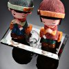 Cute Dolls Perfume Seat Decoration for Car for sale