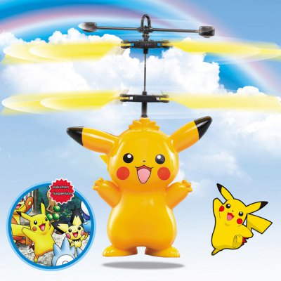 Cartoon Figure Style Infrared Control Helicopter