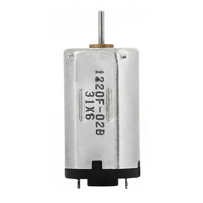 Strong Magnetic N30 3.7V 25000RPM DC Motor for Arduino