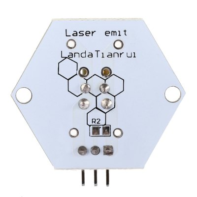 LDTR - 0012 Laser Diode Sensor ModuleTransmitters &amp; Receivers module<br>LDTR - 0012 Laser Diode Sensor Module<br><br>Model: LDTR - 0012<br>Package Contents: 1 x LDTR - 0012 Laser Transmitter Module<br>Package Size(L x W x H): 7.00 x 5.00 x 3.00 cm / 2.76 x 1.97 x 1.18 inches<br>Package weight: 0.020 kg<br>Product Size(L x W x H): 3.80 x 3.50 x 1.40 cm / 1.5 x 1.38 x 0.55 inches<br>Product weight: 0.004 kg<br>Transmission Type: Infrared<br>Type: Laser Transmitter Module