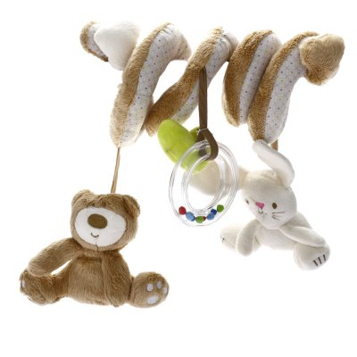 Baby Stroller Hanging Rattle
