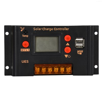 UEIUA UES - 2420 Solar Charger Controller