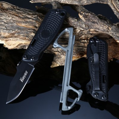 Folding Knife Multi-purpose Toolkit