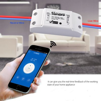 WiFi Remote Timing Switch