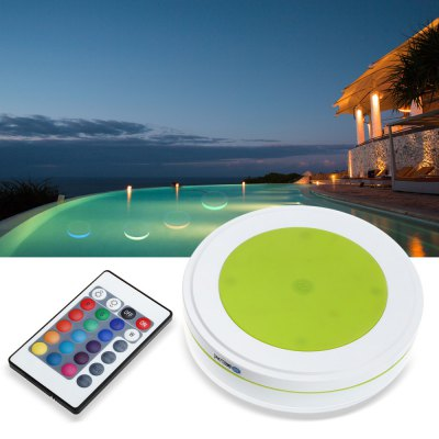 BRELONG Solar Remote Control LED Swimming Pool Light Fountain Lighting