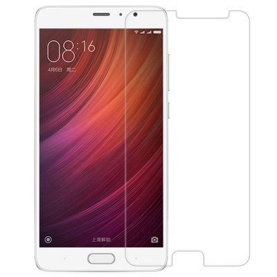 Nillkin Tempered Glass Screen Film for Xiaomi Redmi ProScreen Protectors<br>Nillkin Tempered Glass Screen Film for Xiaomi Redmi Pro<br><br>Brand: Nillkin<br>Mainly Compatible with: XiaoMi<br>Compatible Model: Redmi Pro<br>Type: Screen Protector<br>Features: Anti fingerprint,Anti scratch,Anti-oil,High sensitivity,High Transparency,High-definition,Ultra thin<br>Material: Tempered Glass<br>Thickness: 0.2mm<br>Surface Hardness: 9H+ Pro<br>Product weight: 0.007 kg<br>Package weight: 0.121 kg<br>Product Size(L x W x H): 14.40 x 6.80 x 0.02 cm / 5.67 x 2.68 x 0.01 inches<br>Package size (L x W x H): 21.50 x 12.00 x 2.00 cm / 8.46 x 4.72 x 0.79 inches<br>Package Contents: 1 x Screen Film, 1 x English / Chinese User Manual, 1 x Auxiliary Installation Kit, 1 x Sheet