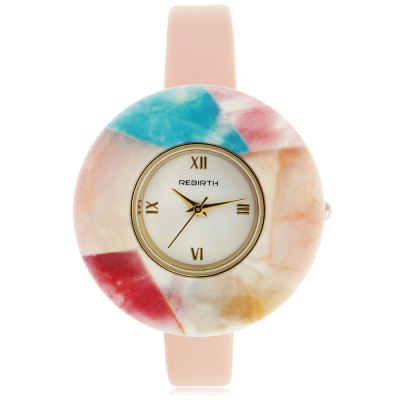 REBIRTH RE005A Lovely Lady Quartz Watch