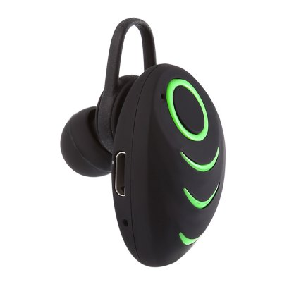 A3 Bluetooth Headphone Multipoint ConnectionBluetooth Headphones<br>A3 Bluetooth Headphone Multipoint Connection<br><br>Application: Mobile phone<br>Battery Capacity(mAh): 75mAh<br>Battery Types: Built-in<br>Bluetooth: Yes<br>Bluetooth chip: CSR8615<br>Bluetooth distance: W/O obstacles 10m<br>Bluetooth protocol: A2DP,AVRCP,HFP,HSP<br>Bluetooth Version: V4.0 + EDR<br>Charging Time.: 1.5 hours<br>Compatible with: Mobile phone<br>Connectivity: Wireless<br>Function: Answering Phone, Bluetooth<br>Impedance: 32ohms<br>Package Contents: 1 x Earphone, 1 x USB Cable, 1 x Pair of Earring, 2 x Pair of Earbuds, 1 x English User Manual<br>Package size (L x W x H): 9.30 x 7.00 x 3.60 cm / 3.66 x 2.76 x 1.42 inches<br>Package weight: 0.0760 kg<br>Product weight: 0.0210 kg<br>Standby time: 150 hours<br>Talk time: 6 - 8 hours