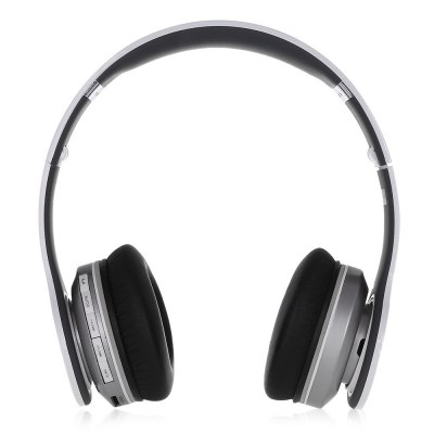 Haoer S450 Bluetooth V4.1 Over Ear Headphones WirelessOn-ear &amp; Over-ear Headphones<br>Haoer S450 Bluetooth V4.1 Over Ear Headphones Wireless<br><br>Application: Mobile phone, Computer<br>Battery Capacity(mAh): 300mAh<br>Battery Types: Built-in<br>Bluetooth: Yes<br>Bluetooth chip: CSR<br>Bluetooth distance: W/O obstacles 10m<br>Bluetooth protocol: A2DP,AVRCP,HFP,HSP<br>Bluetooth Version: V4.1<br>Charging Time.: 1.5 hours<br>Color: Black,Purple,Red,White<br>Compatible with: Computer<br>Connecting interface: 3.5mm<br>Connectivity: Wireless<br>External Memory: TF card<br>FM radio: Yes<br>Function: MP3 player, Bluetooth, Answering Phone, Voice control, Noise Cancelling, FM function, Microphone<br>Impedance: 32ohms<br>Max. of External memory: 32GB<br>Music Time: 6 hours<br>Package Contents: 1 x Headsets, 1 x Cable, 1 x Audio Cable, 1 x User Manual ( English and Chinese )<br>Package size (L x W x H): 23.75 x 21.15 x 7.45 cm / 9.35 x 8.33 x 2.93 inches<br>Package weight: 0.6630 kg<br>Plug Type: 3.5mm<br>Product size (L x W x H): 16.65 x 6.20 x 17.85 cm / 6.56 x 2.44 x 7.03 inches<br>Product weight: 0.2040 kg<br>Sensitivity: 115 dB ± 3dB<br>SNR: 94dB<br>Standby time: 6 hours<br>Talk time: 6 hours
