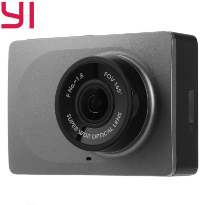 Xiaoyi YI International Version 1080P Smart Car Dash Camera