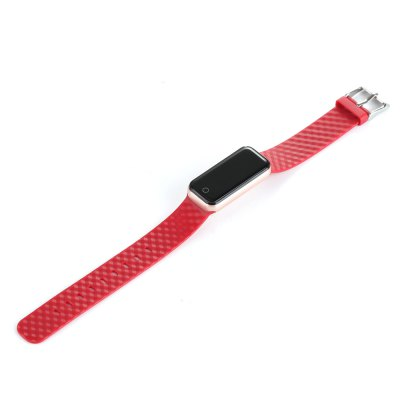 QS50 Bluetooth 4.0 Heart Rate Monitor Smart WristbandSmart Watches<br>QS50 Bluetooth 4.0 Heart Rate Monitor Smart Wristband<br><br>Alert type: Vibration<br>Available Color: Black,Blue,Brown,Red<br>Band material: TPU<br>Battery  Capacity: 80mAh<br>Bluetooth calling: Phone call reminder<br>Bluetooth Version: Bluetooth 4.0<br>Case material: ABS<br>Compatible OS: Android, IOS<br>Dial size: 4.31 x 2.08 x 0.98 cm / 1.70 x 0.82 x 0.39 inches<br>Groups of alarm: 3<br>Health tracker: Heart rate monitor,Pedometer,Sedentary reminder,Sleep monitor<br>IP rating: IP67<br>Language: English,Simplified Chinese<br>Messaging: Message reminder<br>Notification: Yes<br>Notification type: Wechat<br>Operating mode: Touch Screen<br>Package Contents: 1 x QS50 Smart Wristband, 1 x Charging Cable, 1 x Chinese and English User Manual<br>Package size (L x W x H): 24.50 x 6.00 x 3.00 cm / 9.65 x 2.36 x 1.18 inches<br>Package weight: 0.155 kg<br>People: Female table,Male table<br>Product size (L x W x H): 23.00 x 2.08 x 0.98 cm / 9.06 x 0.82 x 0.39 inches<br>Product weight: 0.020 kg<br>Screen: OLED<br>Shape of the dial: Rectangle<br>Standby time: 25 Days<br>Type of battery: Polymer Battery<br>Waterproof: Yes