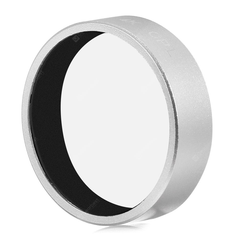 LINGLE Y2 08 Lens CPL Filter for YI 4K Action Camera