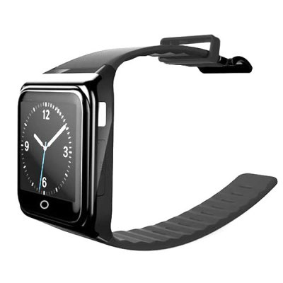 RWATCH R10 Smart Watch GSM PhoneSmart Watches<br>RWATCH R10 Smart Watch GSM Phone<br><br>Brand: Rwatch<br>Built-in chip type: MTK6261<br>Bluetooth version: Bluetooth 4.0<br>SIM Card Slot: Micro SIM card slot<br>Bluetooth calling: Dialing,Phonebook<br>Health tracker: Heart rate monitor,Pedometer,Sleep monitor<br>Remote Control: Camera remote,Music remote<br>Notification: Yes<br>Anti-lost: Yes<br>Find phone: Yes<br>Other Functions: Alarm,Calculator,Calender,Compass,Stopwatch<br>Screen: 2.5D Capacitive Touch Panel<br>Screen resolution: 240 x 240 px<br>Screen size: 1.54 inch<br>Battery Capacity: 3.7V / 380mAh<br>People: Unisex watch<br>Shape of the dial: Rectangle<br>Case material: Metal<br>Band material: Silicone<br>Compatible OS: Android,IOS<br>Compatability: Andriod 3.0 / iOS 5.0  and above system<br>Language: Arabic,English,Finnish,French,German,Indonesian,Italian,Persian,Polish,Portuguese,Spanish,Swedish,Thai,Turkish<br>Available color: Black,Champange Gold,Silver<br>Dial size: 3.8 x 5.2 x 1.2 cm / 1.50 x 2.05 x 0.47 inches<br>The band width: 2.2 cm / 0.87 inches<br>Product size (L x W x H): 26.00 x 3.80 x 1.20 cm / 10.24 x 1.5 x 0.47 inches<br>Package size (L x W x H): 12.00 x 12.00 x 10.00 cm / 4.72 x 4.72 x 3.94 inches<br>Product weight: 0.064 kg<br>Package weight: 0.205 kg<br>Package Contents: 1 x RWATCH R10 Smart Watch Phone, 1 x USB Cable, 1 x Chinese and English Manual