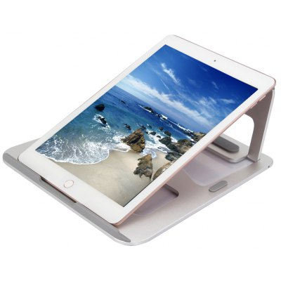 Universal Laptop Holder Rack Aluminum Alloy Stand for iPad MacBook Laptop