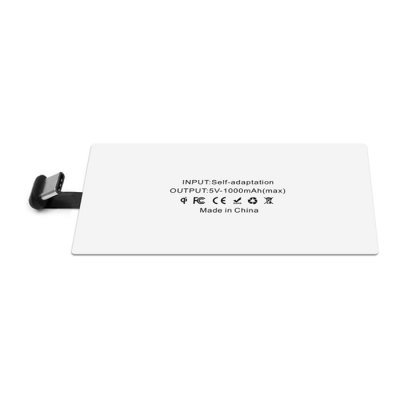 R - 05 Qi Type-C Wireless Charging Receiver Acceptor Patch
