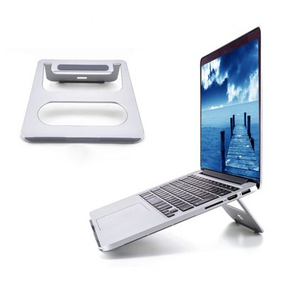 Portable Laptop Holder Aluminum Alloy Stand for iPad MacBook Laptop