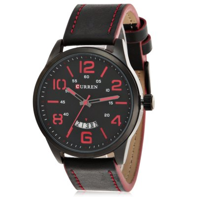 CURREN 8236A Casual Men Quartz Watch