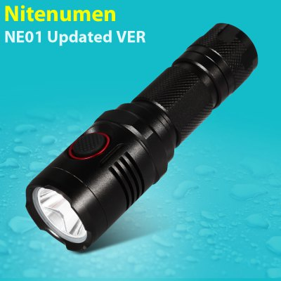 Nitenumen NE01 Updated Version Flashlight