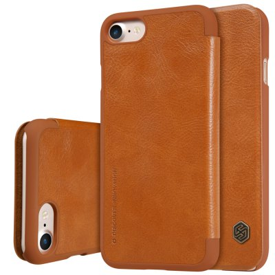 Nillkin Qin Series PU Leather Full Body Phone Case for iPhone 7