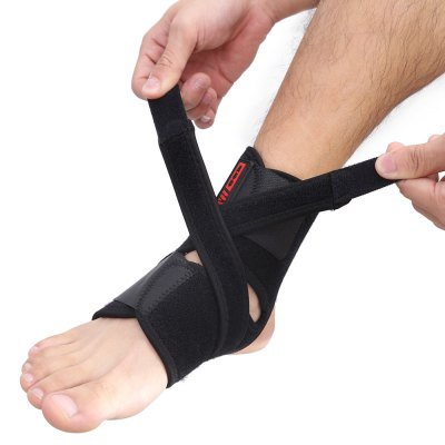 MLD LF - 1109 Ankle SupportSports Protective Gear<br>MLD LF - 1109 Ankle Support<br><br>Brand: MLD<br>Color: Black<br>Material: Polyester<br>Model Number: LF - 1109<br>Package Content: 1 x MLD LF - 1109 Ankle Support<br>Package size: 26.00 x 16.00 x 1.00 cm / 10.24 x 6.3 x 0.39 inches<br>Package weight: 0.100 kg<br>Product weight: 0.057 kg<br>Size: One Size<br>Type: Ankle Support