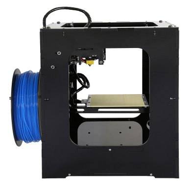 Anet A3 Full Acrylic Frame Assembled 3D Printer