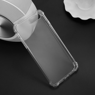 ASLING TPU Soft Transparent Phone Case Protector for iPhone 7 Plus