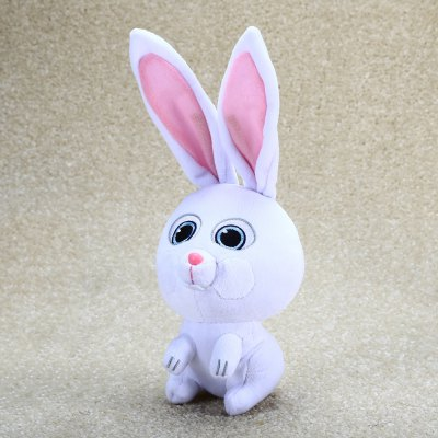 7.9 inch Anime Figure Style Plush Toy