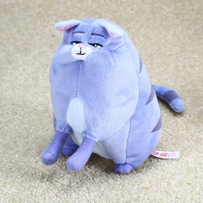 7.8 inch Anime Figure Style Plush Toy