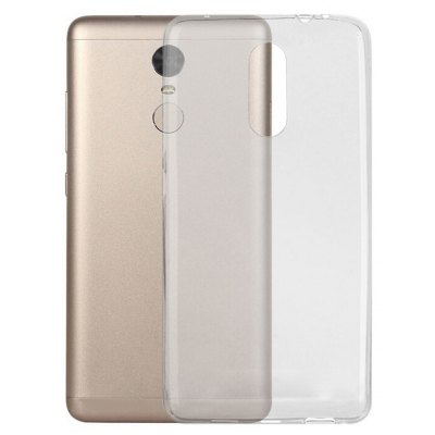 Transparent TPU Soft Phone Case for Xiaomi Redmi Pro