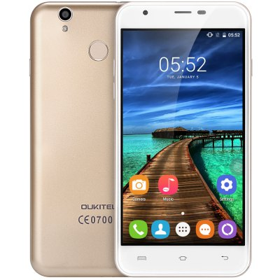 Oukitel U7 Plus Android 6.0 5.5 inch 4G Phablet