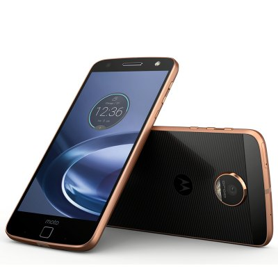 [Coupon Code] Buy The Lenovo Moto Z and Lenovo Moto Z Play 4G Phablet 50% Discount 10