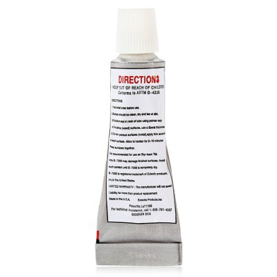 ZHANLIDA B - 7000 0.1fl.oz ( 3mL ) Adhesive GlueOther Tools<br>ZHANLIDA B - 7000 0.1fl.oz ( 3mL ) Adhesive Glue<br><br>Brand: ZHANLIDA<br>Model: B - 7000<br>Package Contents: 1 x Multi-functional Adhesive Glue<br>Package size (L x W x H): 8.00 x 3.00 x 2.50 cm / 3.15 x 1.18 x 0.98 inches<br>Package weight: 0.020 kg<br>Product size (L x W x H): 6.60 x 2.00 x 1.00 cm / 2.6 x 0.79 x 0.39 inches<br>Product weight: 0.004 kg<br>Special Functions : Multi-functional Adhesive Glue