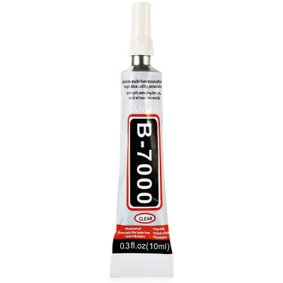 ZHANLIDA B - 7000 Glue 0.3fl.oz ( 10mL ) Multipurpose Adhesive