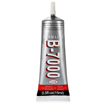 ZHANLIDA B - 7000 Glue 0.5fl.oz ( 15mL ) Multipurpose Adhesive