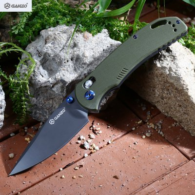 Ganzo G7533-GR Axis Knife