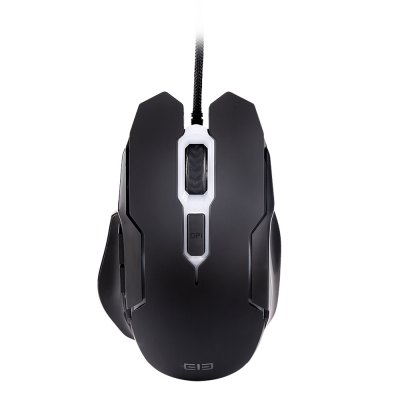 ELE USB Wired Optical Gaming Mouse 6D with DPI