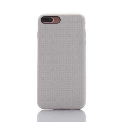Ultra-slim Protective Phone Back Case for iPhone 7 PlusiPhone Cases/Covers<br>Ultra-slim Protective Phone Back Case for iPhone 7 Plus<br><br>Color: Black,White<br>Compatible for Apple: iPhone 7 Plus<br>Features: Back Cover, Anti-knock<br>Material: Silicone<br>Package Contents: 1 x Case<br>Package size (L x W x H): 21.00 x 11.50 x 2.50 cm / 8.27 x 4.53 x 0.98 inches<br>Package weight: 0.076 kg<br>Product size (L x W x H): 16.20 x 8.20 x 1.00 cm / 6.38 x 3.23 x 0.39 inches<br>Product weight: 0.027 kg<br>Style: Polka Dots, Modern