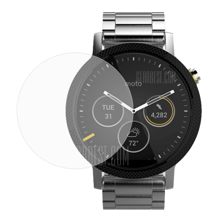 0.26mm Tempered Glass for Moto 360 1 / 2 46mm Smart Watch