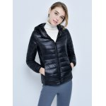 Hooded Short Down Jacket for Women