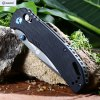 Ganzo G7533 - BK Axis Lock Foldable Knife with G10 Handle deal