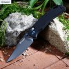 Ganzo G7533 - BK Axis Lock Foldable Knife with G10 Handle