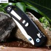 Ganzo G7531 - BK Axis Lock Foldable Knife with G10 Handle deal