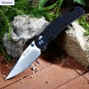 Ganzo G7531 - BK Axis Lock Foldable Knife with G10 Handle